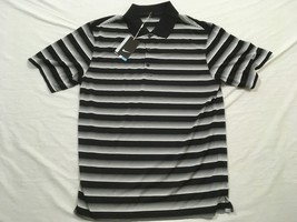 96315271 M139 New NIKE GOLF Back Striped Dri Fit 1/4 Button Collared Polo Shirt .  Add to cart · View similar items