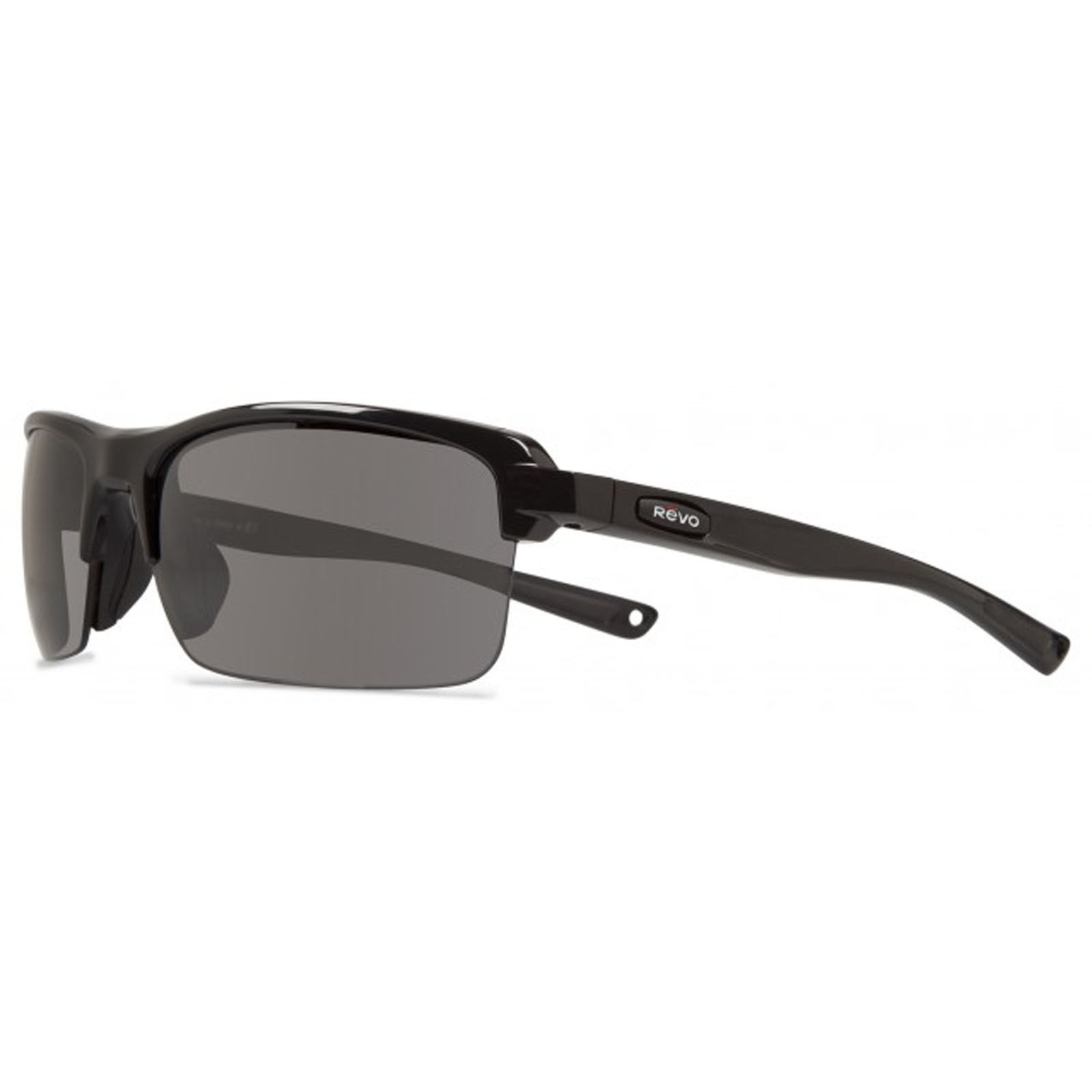 Primary image for REVO men sport sunglasses black RE 4067 CRUXS  Made in ITALY