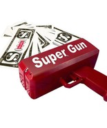 Pistol Toy Battery Operated Super Money Gun Good For Fun And Party Abs P... - $10.86+