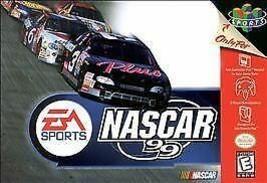 NASCAR 99 (Nintendo 64, 1998) Game Cartridge Only - $11.76