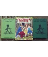 3 books Uncle Wiggily's Fortune, in the Country, Story Book by Howard R.... - $8.99