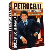 Petrocelli // The Complete Collection,all 2 seasons,44 episodes - $19.85