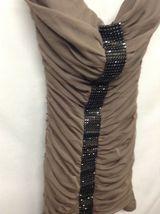 Forever 21 Womens M Medium Dress Zipper Adjustable Strap image 5