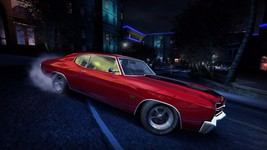 1970 Chevrolet Chevelle SS burnout 24X36 inch poster, sports car, muscle... - $18.99