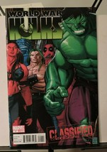 World War Hulks #1 June 2010 - $4.43
