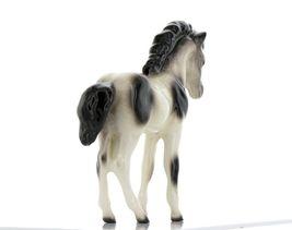 Hagen Renaker Miniature Horse Pony Pinto Colt Ceramic Figurine Boxed image 7