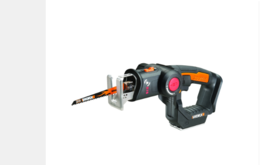 WORX 20V AXIS CORDLESS RECIPROCATING & JIG SAW - TOOL ONLY WX550L.9 - $148.49