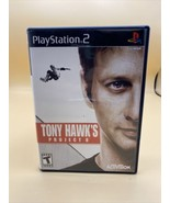 Tony Hawk's Project 8 (Sony PlayStation 2, PS2, 2006) Complete - $6.68
