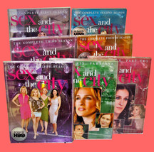 Sex And the City COMPLETE HBO TV DVD Series R1 ● Seasons 1-6a & 6b ✚ 2 M... - $47.45