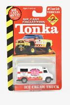 2001 Maisto TONKA COLLECTION 2 Ice Cream Truck #7 of 50 - $19.75