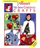 Leisure Arts Presents Aleens's No-Sew Christmas Crafts 18 Quick Projects - $4.99