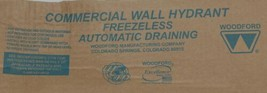 Woodford Model 67 Wall Hydrant P Inlet For Irrigation  Outdoor Watering image 2