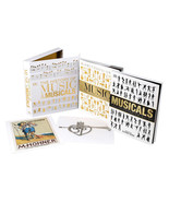NEW The History of Music & Musicals **FREE SHIPPING** - $35.99