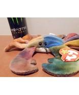 Ty Beanie Babies Claude, no stamp,no star, Swing tag error - $7.99