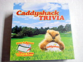 Caddyshack Trivia Game New Sealed USAopoly - $9.99