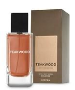 BATH & BODY WORKS Teakwood 3.4 Fluid Ounces Eau de Cologne Spray - $35.98