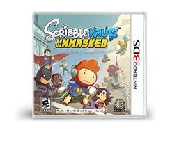Scribblenauts Unmasked - A DC Comics Adventure - Nintendo 3DS [video game] - $5.94