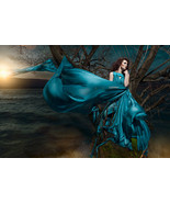 HAUNTED RETURNING TIDE RETURNING TO ONE Spell 95 yr Witch Cassia4 Magick... - $67.77