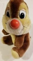Vintage Disneyland Disney World Chip Dale Chipmunk Plush Stuffed Animal - $19.89