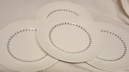 Johnson Bros England Embassy IronStone set of four dinner plates - $59.39