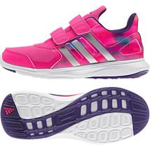 Adidas Girl Kids Shoes Training Hyperfast 2.0 P... - $35.95