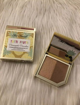 Too Faced Tutti Frutti Pineapple Paradise Bronzer Highlighting Duo - Full Size  - $15.84