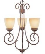 Bronze Chandelier Pendant Foyer Hall Stairs Light Designers Fountain Lig... - $145.03