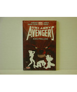 UNCANNY AVENGERS: AXIS PRELUDE - HARD COVER GRAPHIC NOVEL  - FREE SHIPPING - $14.03