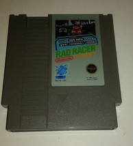 Rad Racer (Nintendo Entertainment System, 1987) - $7.66