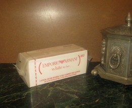 Emporio Armani White Red Her Edt 100 Ml 3.4 Oz Bnib Discontinued Authentic Rare! - $207.90