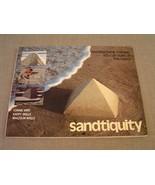 Sandtiquity 1980 Vintage Illus. Beach Sand Cast... - $12.19