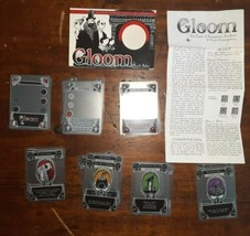 Gloom and Unhappy Homes by Keith Baker Card Games  - $18.39