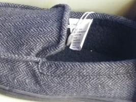 Goodfellow & Co Size S 7/8 Men's Gray Herringbone Slippers - $22.13 CAD