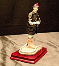 Fireman Figurine AA20-2150 Vintage image 3
