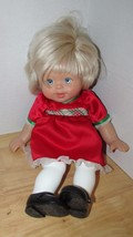 Fisher Price Baby Doll Little Mommy Blonde hair... - $12.99