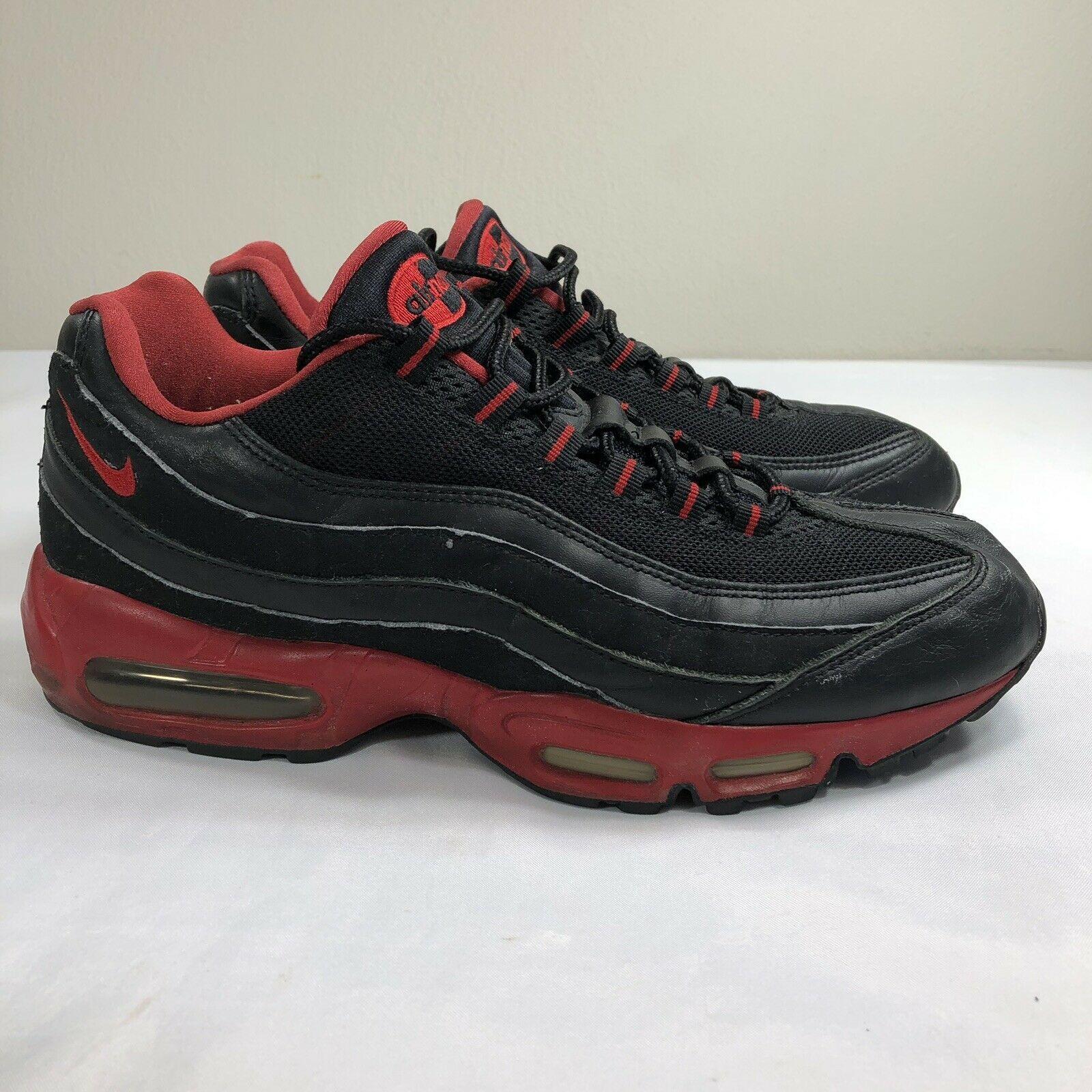 Nike Air Max 95 Running Shoes Black Varsity and 23 similar items