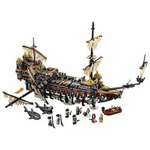 LEGO Pirates of the Caribbean Silent Mary  Building Kit Ship 8 Minifigur... - $356.61