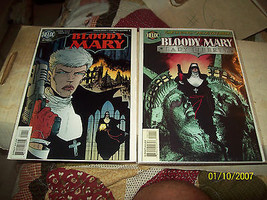 BLOODY MARY #1 & BLOODY MARY: LADY LIBERTY #1 - $5.00