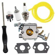 USPEEDA Carburetor for Homelite UT-10927 38cc UT-10942 UT-10946 45cc UT-... - $17.86
