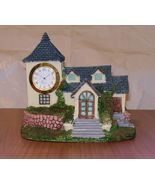 HOUSE / WATCH TOWER  ~  6 X 5¼ X 5½  ` COLLECTABLE - $14.98