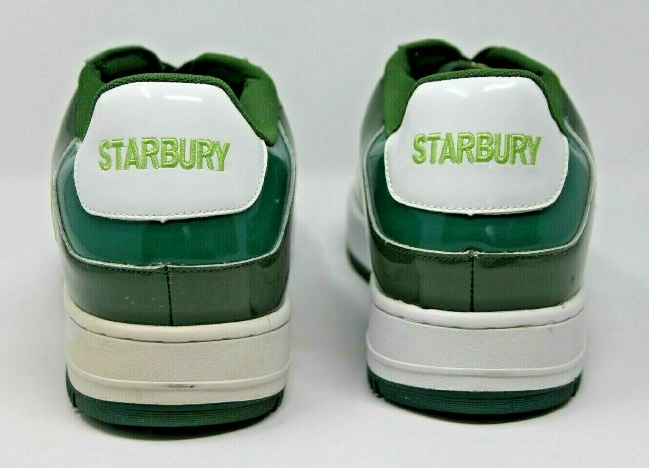Starbury Size 15 Kelly Green Crossover Le By Stephon Marbury Basketball Shoes image 3