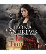 Ilona Andrews' Kate Daniels Series (12 Unabridged Audiobooks) - $35.99