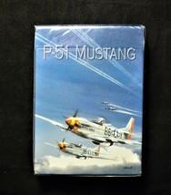 Hoyle P-51 Mustang PLAYING CARDS / Original Born Aviation / HAP ARNOLD ... - $123.75