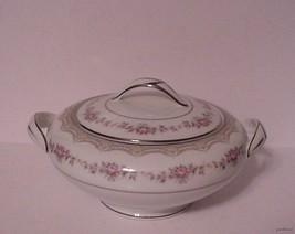 Vintage Noritake Glenwood Sugar Bowl w/ Lid EXcellent!!! - $29.95