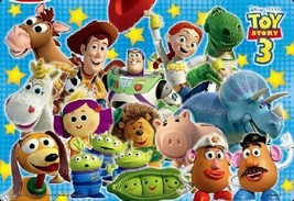 *60-piece children's puzzles Toy Story Let's play together! [Child ... - $13.73