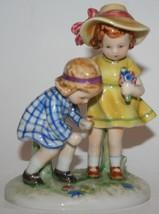 Vintage Goebel Kathe Kruse Figurine Kru 9 Full Bee Tmk 2 - $326.70