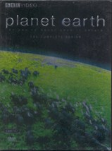 BBC VIDEO-PLANET EARTH AS YOU'VE NEVER SEEN IT BEFORE-THE COMPLETE SERIE... - $7.96