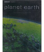 BBC VIDEO-PLANET EARTH AS YOU'VE NEVER SEEN IT BEFORE-THE COMPLETE SERIES DVD's - $6.79