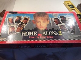 Vintage Home Alone and Home Alone 2 Board Game - $21.29