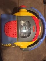 Fisher-Price TUFF STUFF Cassette Tape Player Recorder Mic w Batteries & ... - $39.55
